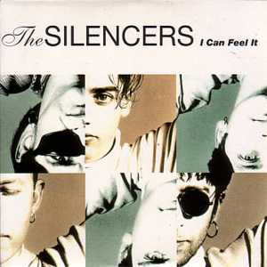"I Can Feel It - The Silencers (Singiel, Winyl, 12"", ℗ © 1993) - przód główny"