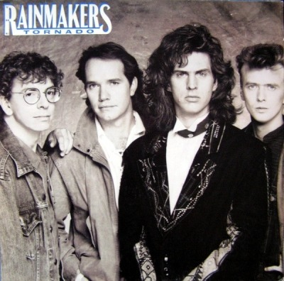 Tornado - The Rainmakers (Winyl, LP, Album, ℗ © 1987) - przód główny