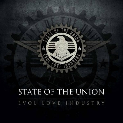 Evol Love Industry - State Of The Union (CD, Album, CD-Extra, ℗ © 15 Lut 2008) - przód główny