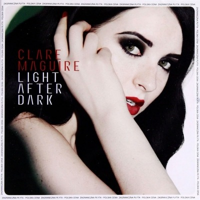 Light After Dark - Clare Maguire (CD, Album, ℗ © 2011) - przód główny