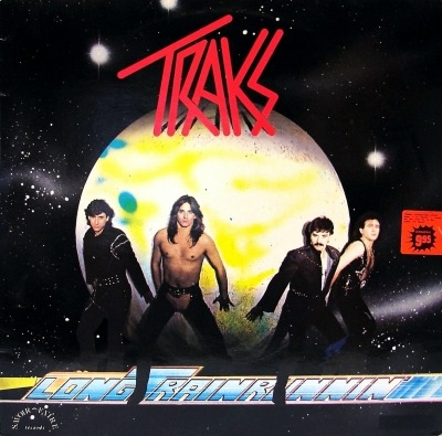 Long Train Runnin' - Traks (Album, Winyl, LP, ℗ © 1982) - przód główny