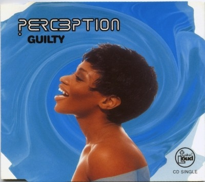 Guilty - Perception (CD, Singiel, ℗ © 1993) - przód główny