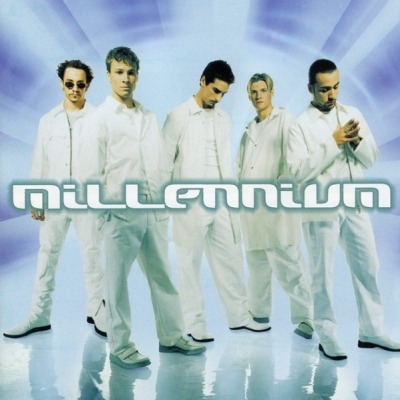 Millennium - Backstreet Boys (CD, Album, ℗ © 1999) - przód główny