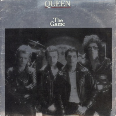The Game - Queen (Winyl, LP, Album, Foil Sleeve, ℗ © 24 Cze 1980) - przód główny
