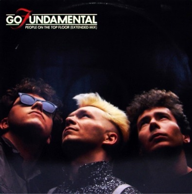 "People On The Top Floor (Extended Mix) - Go Fundamental (Singiel, Winyl, 12"", ℗ © 1985) - przód główny"