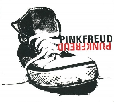 Punk Freud - Pink Freud (CD, Album, Digipak, ℗ © 2008) - przód główny