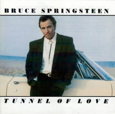 Tunnel Of Love - Bruce Springsteen (CD, Album, Reedycja, ℗ 1987 © 2003) - przód główny