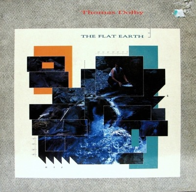 The Flat Earth - Thomas Dolby (Winyl, LP, Album, ℗ © 1984) - przód główny