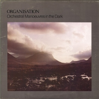 Organisation - Orchestral Manoeuvres In The Dark (Winyl, LP, Album, ℗ © 24 Paź 1980) - przód główny